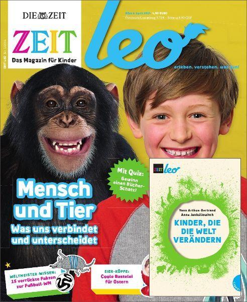 ZEIT LEO 2/14 Mensch und Tier