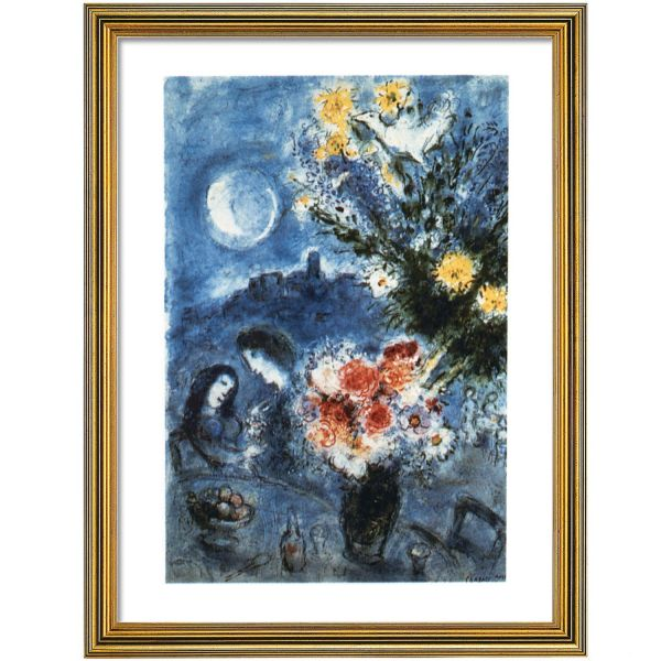 Chagall, Marc: »Abenderinnerung«, 1959