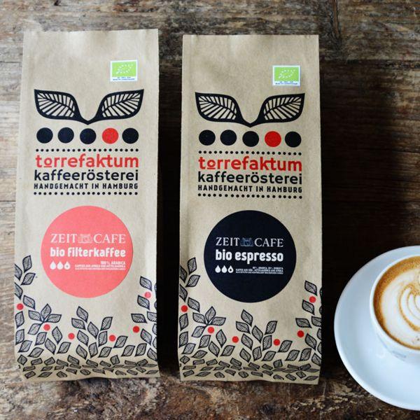 Filterkaffee & Espresso im Set »ZEITblend«