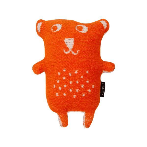 Kuscheltier »Kleiner Bär« Orange