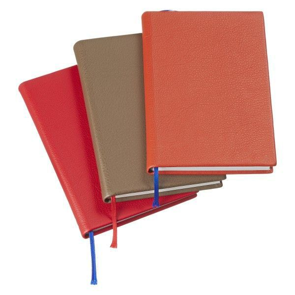 Notizbuch aus edlem Leder