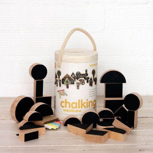 Kreativ-Bausteine »Chalking«