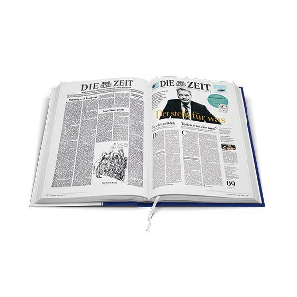 ZEIT-Edition »Die erste Seite«