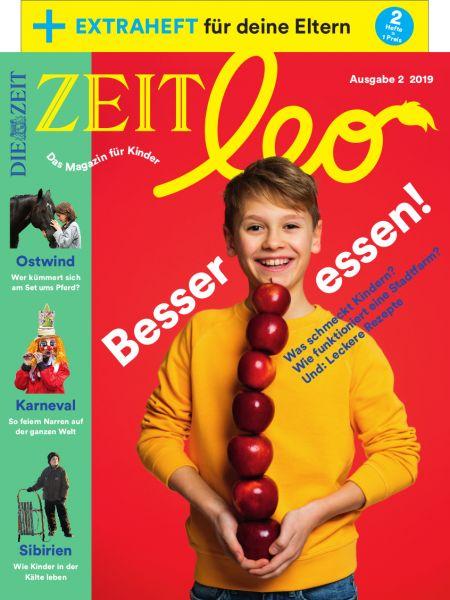 ZEIT LEO 2/19 Besser essen!