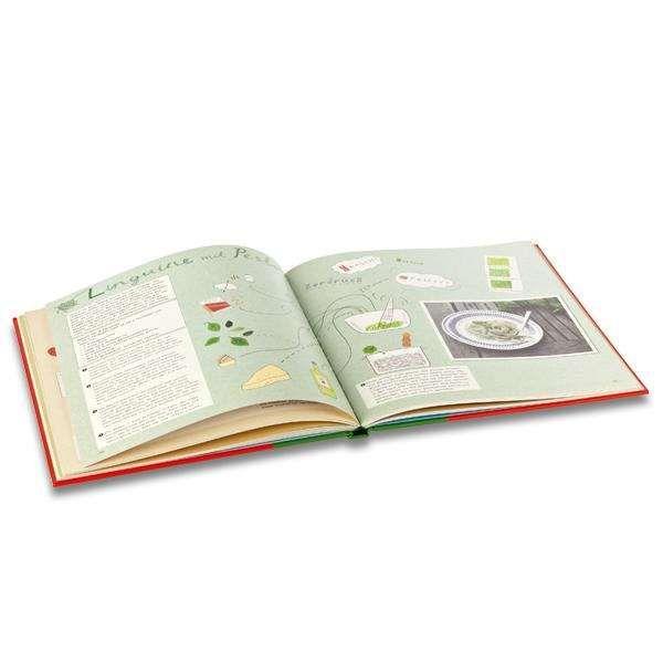 Kinderkochbuch »Der Silberlöffel für Kinder« und Kinderschürze