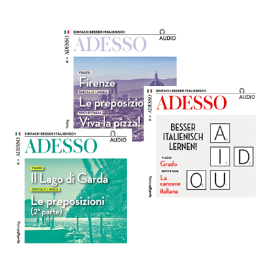»Adesso« Audio-Trainer