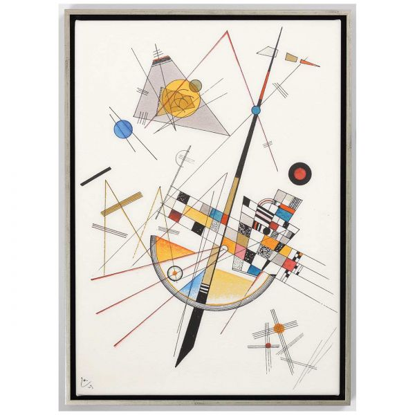 Kandinsky, Wassily: »Delicate Tension«, 1923