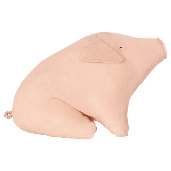 Großes Kuscheltier Schwein »Polly«