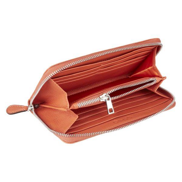Geldbörse mit Zip