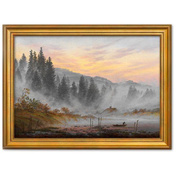 Friedrich, Caspar David: »Der Morgen«- aus dem »Tageszeitenzyklus«