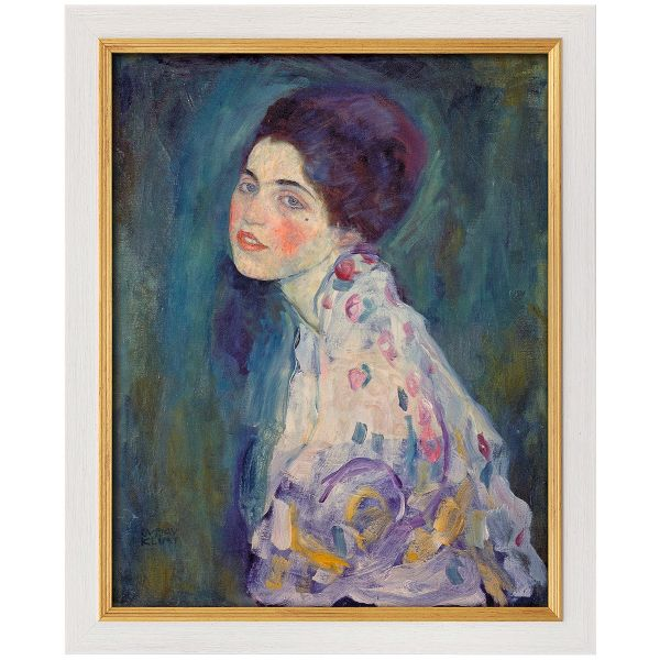 Klimt, Gustav: »Bildnis einer Frau«