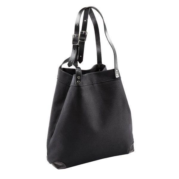 Markttasche schwarz groß
