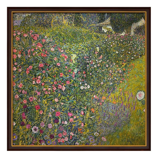 Klimt, Gustav: »Italienische Gartenlandschaft«, 1913