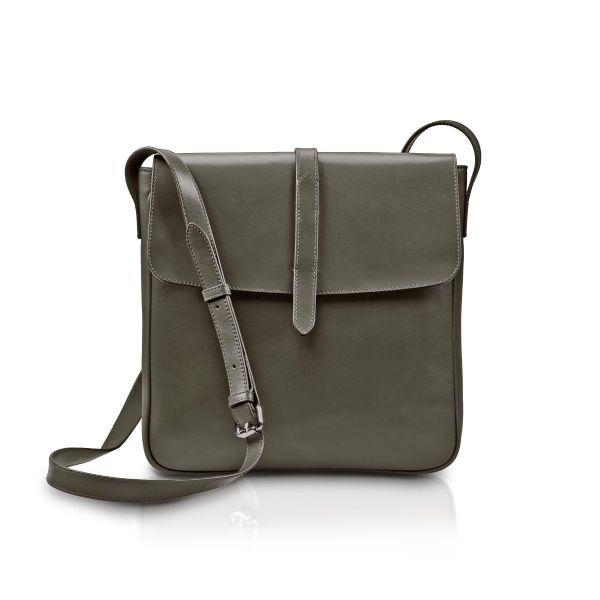 »Saddle Bag« Umhängetasche Khaki