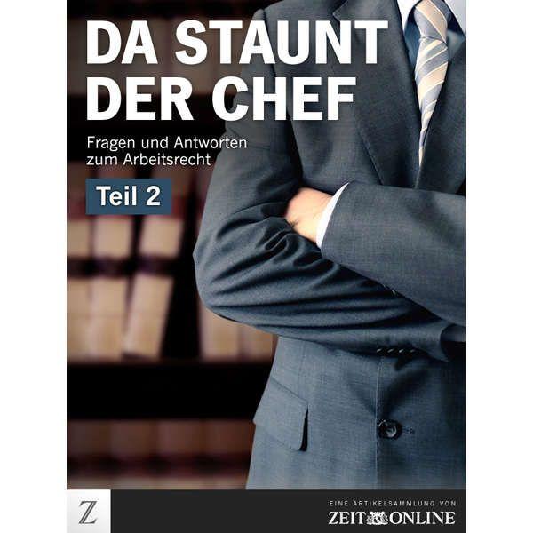 »Da staunt der Chef - Teil 2«