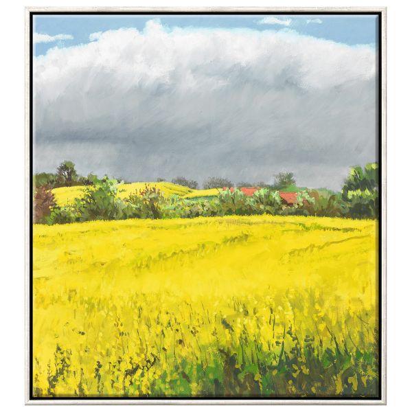 Suplie, Frank: »Sommertag – Es wird gleich regnen«, 2010