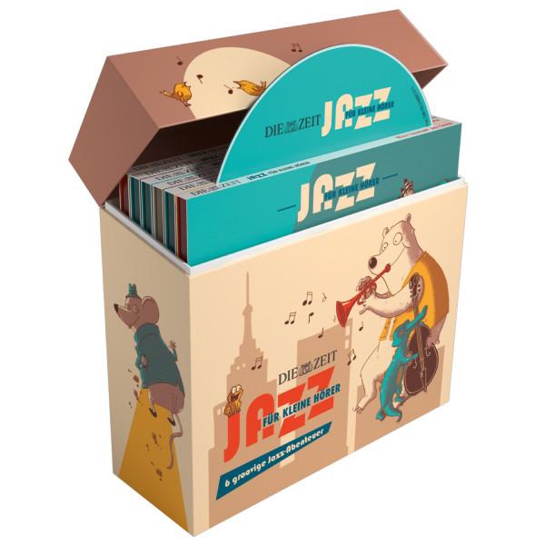ZEIT-Edition »Jazz für kleine Hörer«