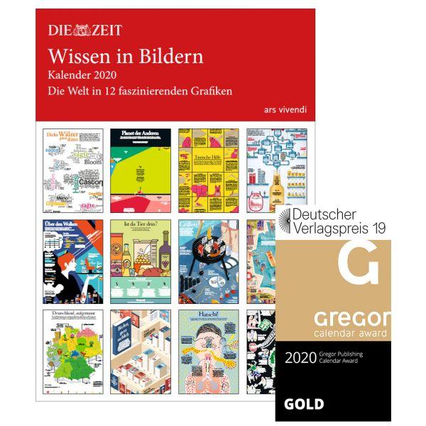 »Wissen in Bildern« Kalender 2020
