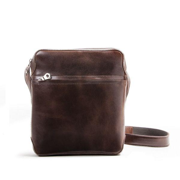 Messenger-Bag Braun