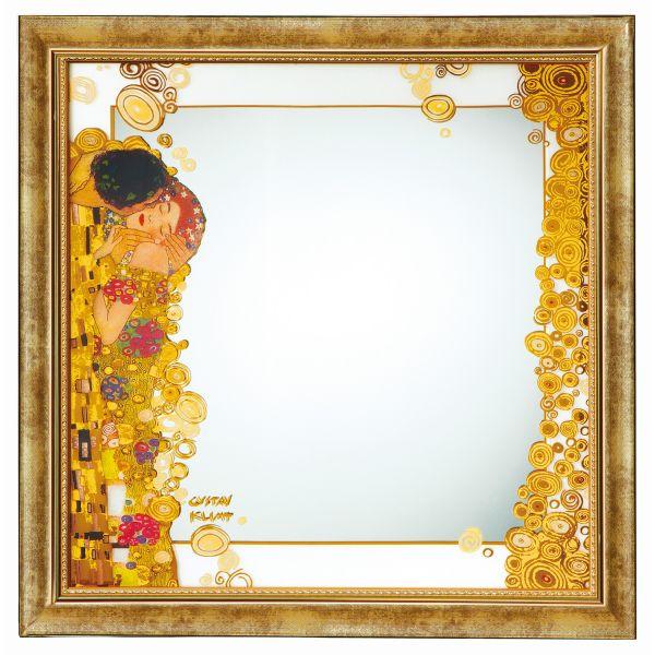 Wandspiegel »Der Kuss«, nach Gustav Klimt