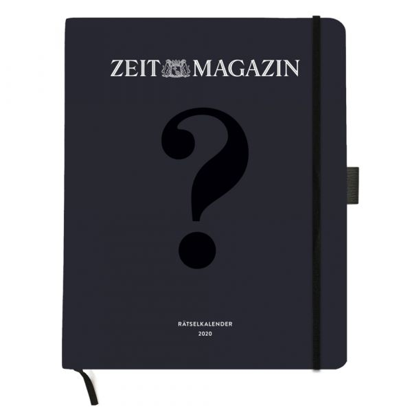 ZEITmagazin Rätselkalender 2020