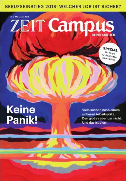 ZEIT CAMPUS 2/18 So unfair ist die Uni