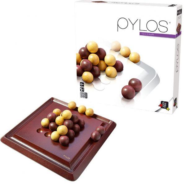 Strategiespiel »Pylos«