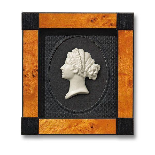 Porzellanbild »Königin Luise«