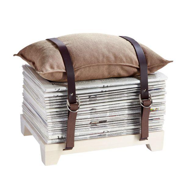 Der Hockenheimer - Das nachhaltige Möbelstück