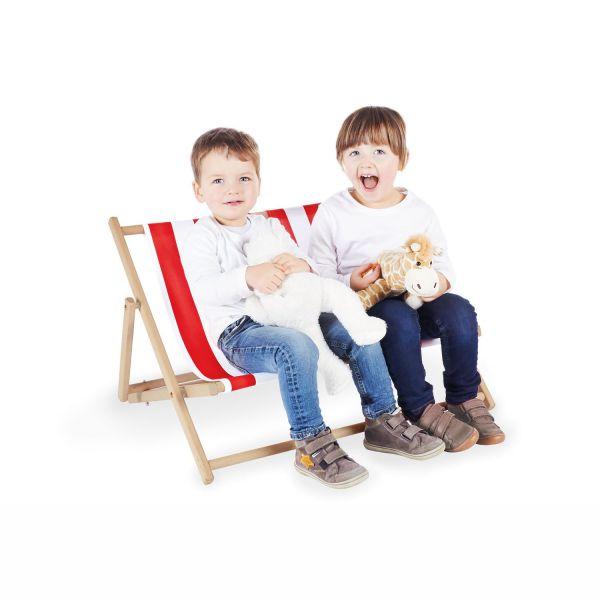 Kinder-Liegestuhl »Linus« für 2
