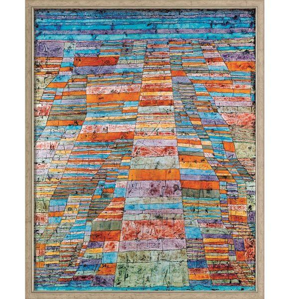Klee, Paul: »Haupt- und Nebenwege«, 1929