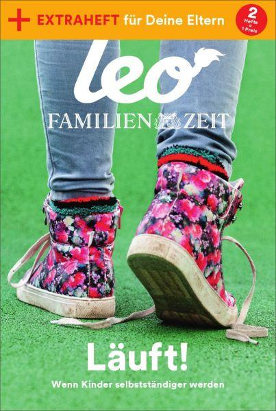 ZEIT LEO 2/16 Kein Stress mit den Eltern!