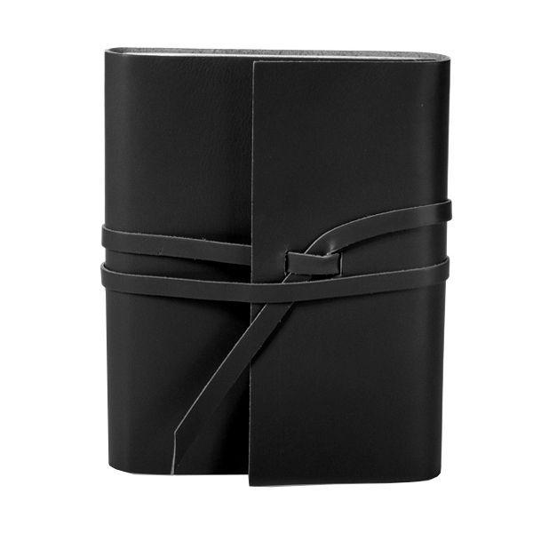 Raffiniertes Notizbuch im aufwendigen Ledereinband
