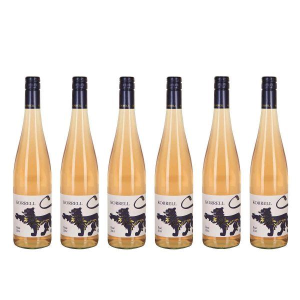 Rosé trocken 2014 (6 Flaschen)