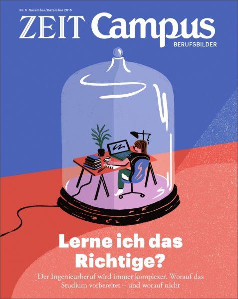 ZEIT CAMPUS 6/16 Es geht auch anders!