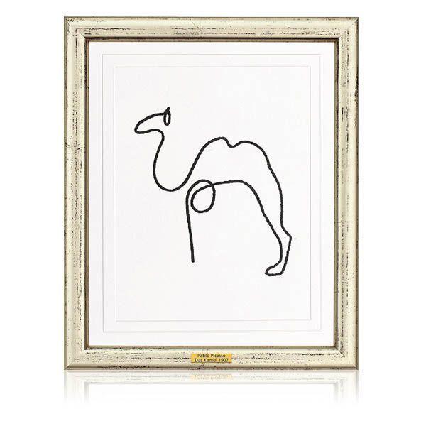 Picasso, Pablo: »Das Kamel«