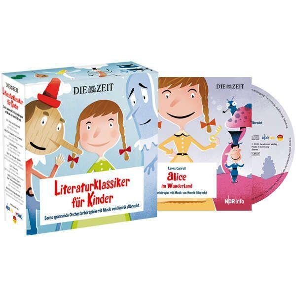 DIE ZEIT »Literaturklassiker für Kinder«