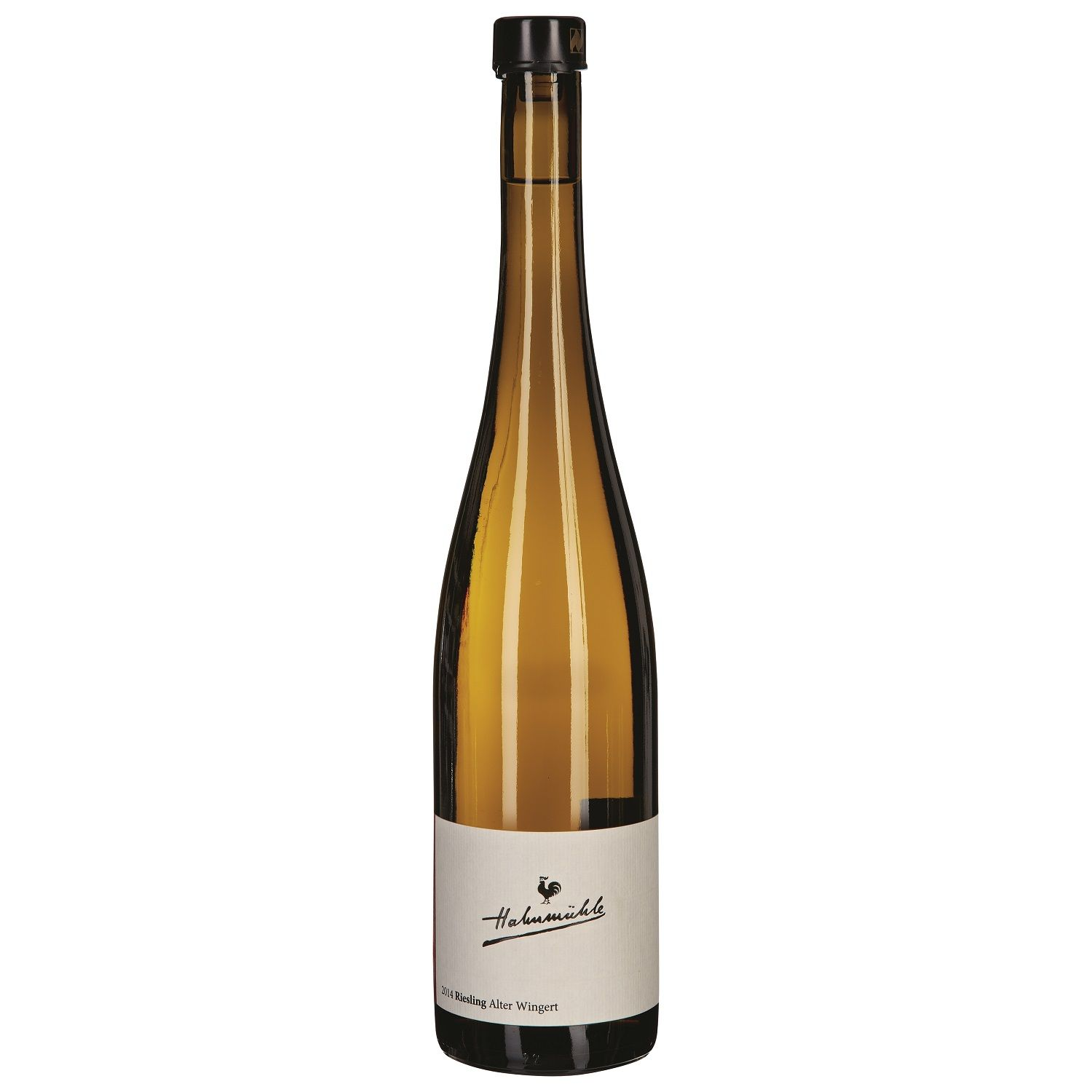 »Alter Wingert«, Riesling 2015, Weingut Hahnmühle