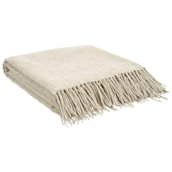 Decke »Gobi« aus Merinowolle