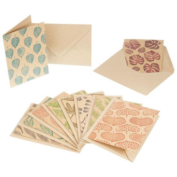 Grußkarten 10er-Set