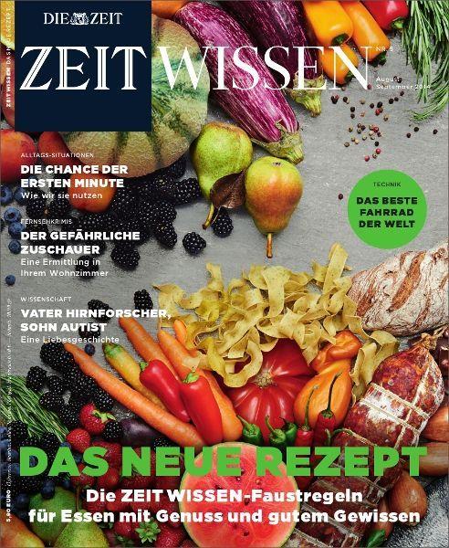 ZEIT WISSEN Cover