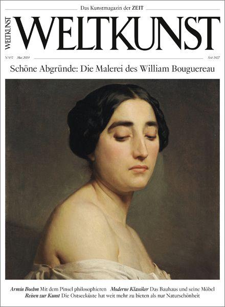 WELTKUNST 157/19 Schöne Abgründe: Die Malerei des William Bouguereau