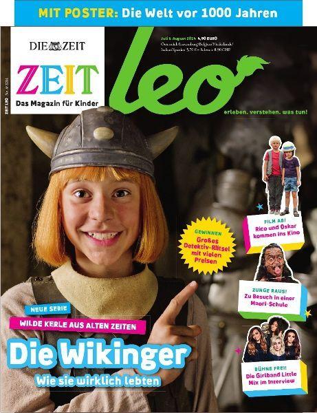 ZEIT LEO 4/14 Die Wikinger