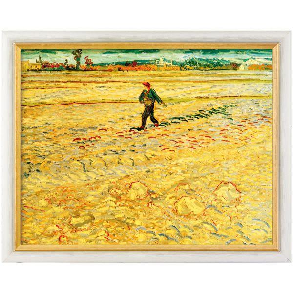van Gogh, Vincent: »Le Semeur« (Der Sämann), 1888