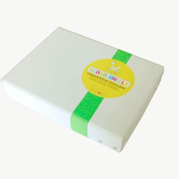 Bastelbox »Schablonella«
