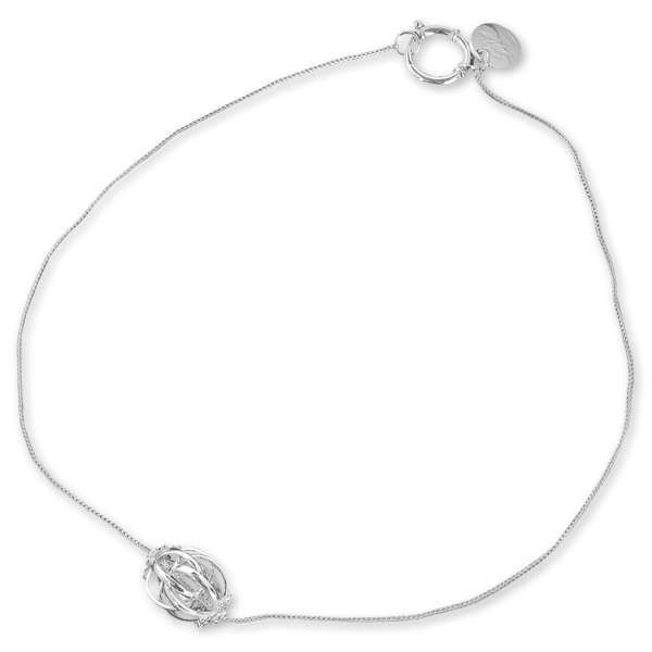 Zivo, Sanja: Silberkette »Forever«