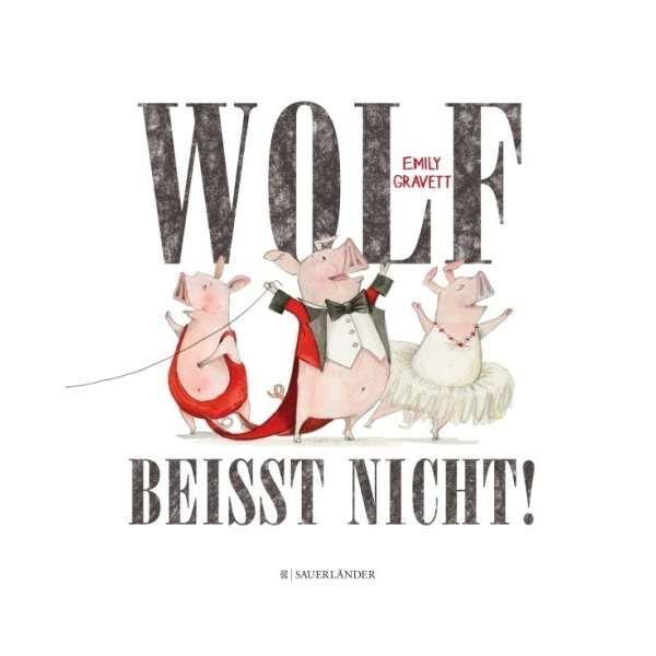 Wolf beißt nicht