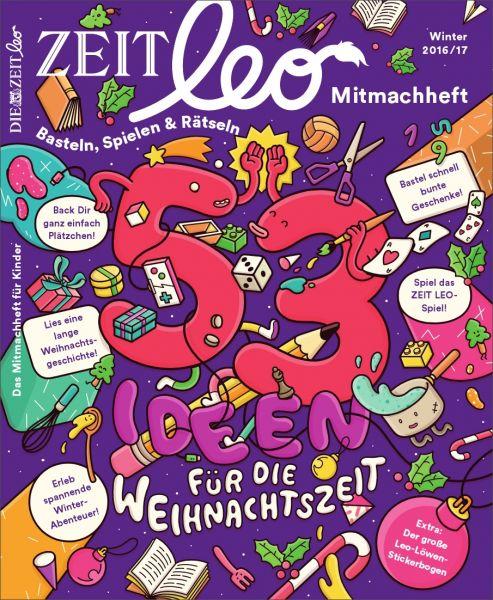 ZEIT LEO 1/16 Mitmachheft