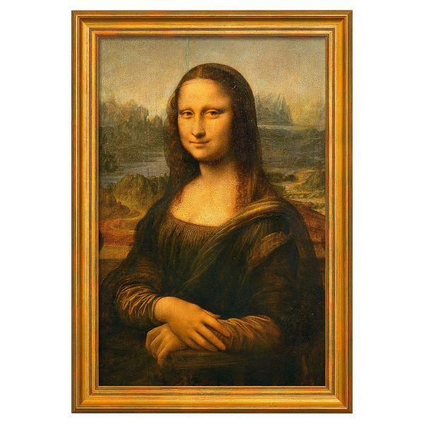 da Vinci, Leonardo: »Mona Lisa«, 1503-06