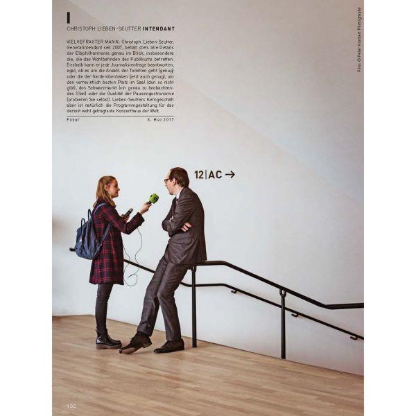 Buch »Elbphilharmonie Hamburg - Die Eröffnungssaison«